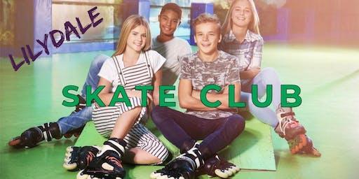 We Roll - SKATE CLUB (Lilydale)