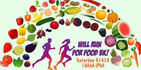 Will Run for Food  tickets