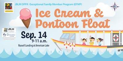 JBLM EFMP Ice Cream & Pontoon Float