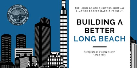 Building A Better Long Beach tickets
