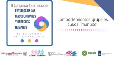 Congreso de Masculinidad y Derechos Humanos. El Salvador, 2019 boletos