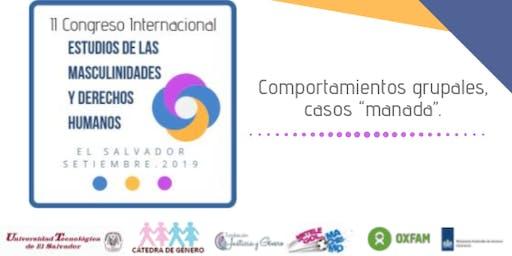 Congreso de Masculinidad y Derechos Humanos. El Salvador, 2019