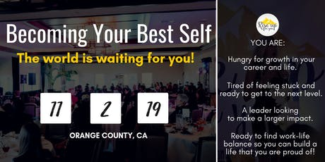 Becoming Your Best Self: The World is Waiting For You!  tickets
