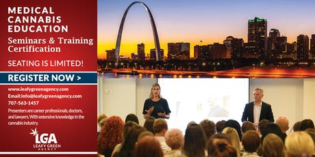 Medical Marijuana Budtender and Brand Ambassador Sales Training - St. Louis tickets