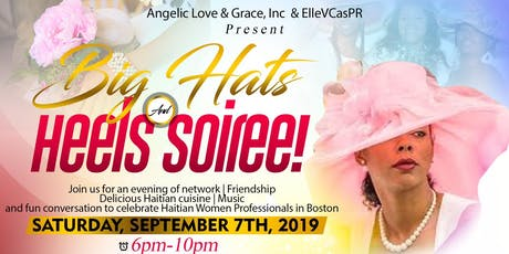 Big hats and Heels Soiree! tickets