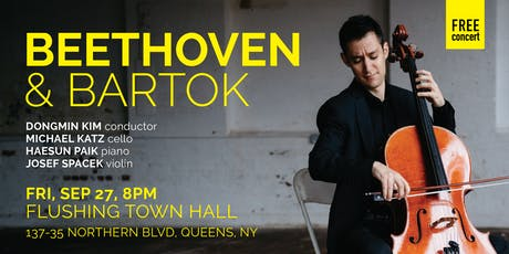 BEETHOVEN & BARTOK (QUEENS) tickets