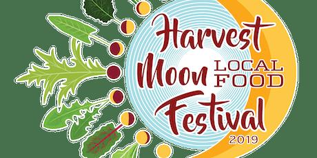 Harvest Moon Local Food Festival - Wild Edibles Walk tickets