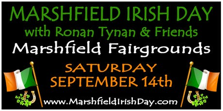 Marshfield Irish Day with Ronan Tynan & Friends tickets