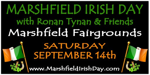 Marshfield Irish Day with Ronan Tynan & Friends