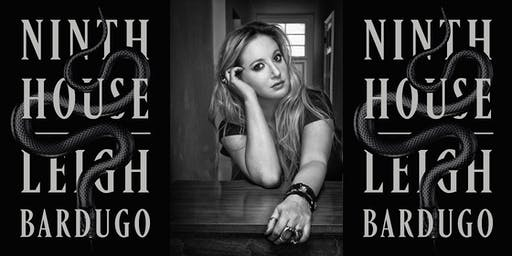 Author event with Leigh Bardugo