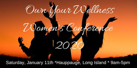 Own Your Wellness Women's Conference tickets
