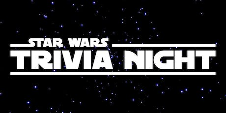 Star Wars Trivia at Sylver Spoon! tickets
