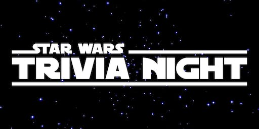 Star Wars Trivia and Dinner at Sylver Spoon!