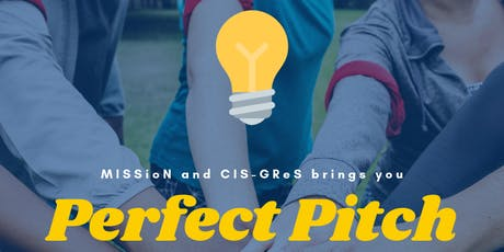 Perfect Pitch Competition - Final Event tickets