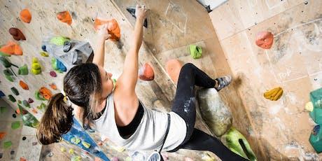 Climb Beyond Limits: An Empowerment Workshop for Women tickets
