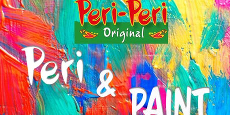 August Peri & Paint Event tickets
