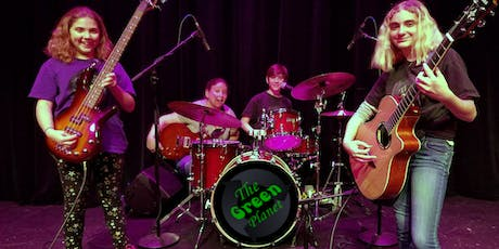 FREE CONCERT - The Green Planet at Maggie's Bar & Grill - Tiki Bar! tickets