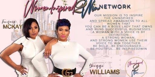 Women Inspired 2 win networking luncheon.