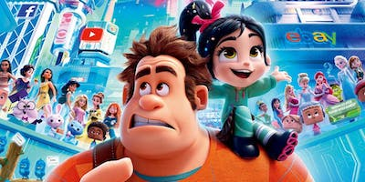 """event image """"Ralph Breaks the Internet"""" 3D Screening and Q&A"""