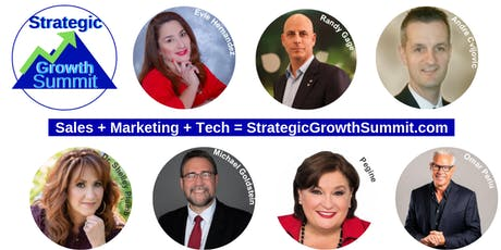 Bizniversity® Strategic Growth Summit SGS2019.com tickets