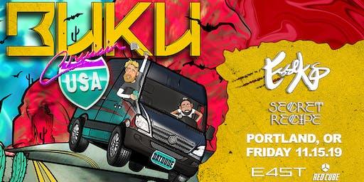 BUKU: CRUISIN' USA TOUR