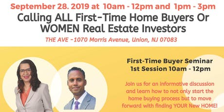 Home Buyer and Investor Seminar tickets
