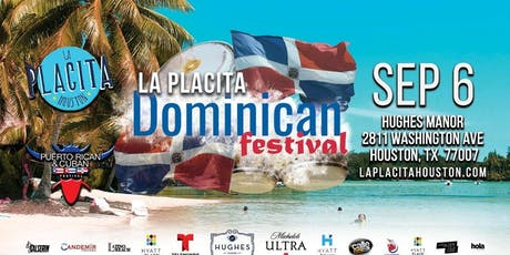 La Placita Houston Festival Dominicano tickets