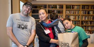 San Francisco Rosh Hashanah Holiday Bag Delivery