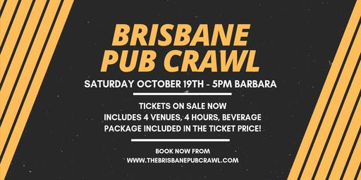 Brisbane Pub Crawl