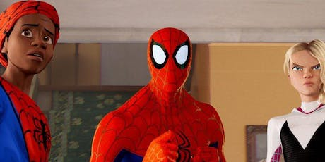 """""""Spider-Man: Into the Spider-Verse"""" 3D Screening and Q&A tickets"""