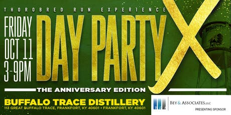 Thorobred Run Day Party X - Anniversary Edition tickets