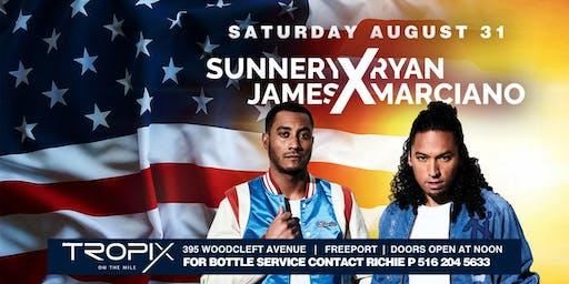 Sunnery James & Ryan Marciano @ Tropix