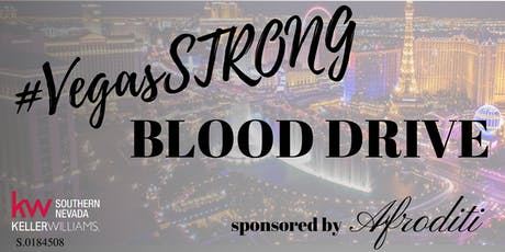 #Vegas Strong Blood Drive  tickets