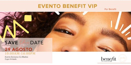 Experiencia VIP - Benefit tickets