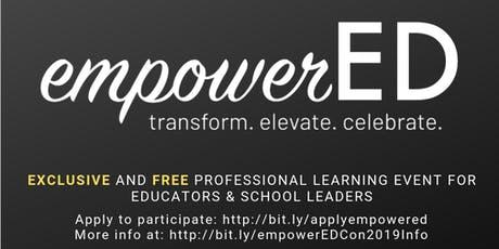empowerED: Launch and Learn Conference tickets