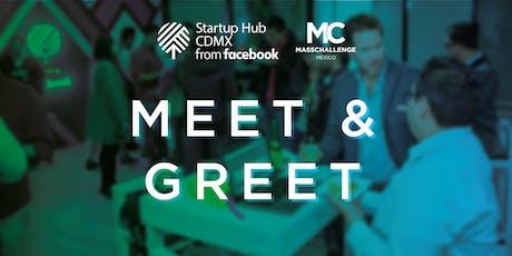Meet & Greet 2 entradas