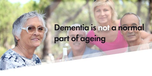 Dementia is NOT a normal part of ageing: Macquarie Fields Community Event