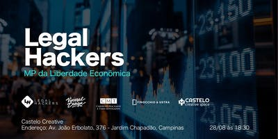 Legal Hackers: MP da Liberdade Econômica