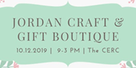 15th Annual Craft & Gift Boutique tickets