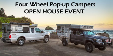 Four Wheel Campers - BIG OPEN HOUSE EVENT tickets