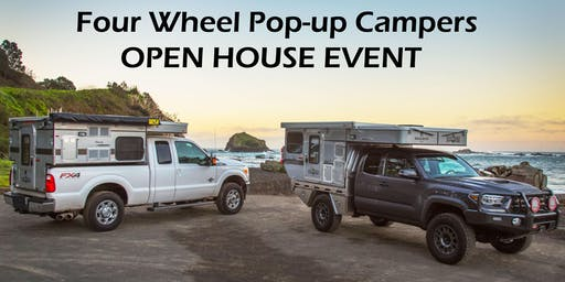 Four Wheel Campers - BIG OPEN HOUSE EVENT