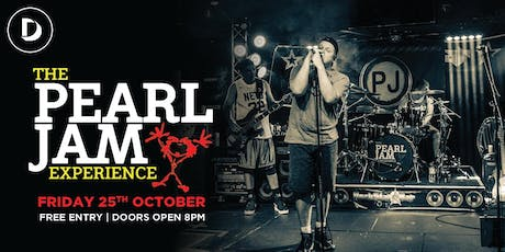 Pearl Jam Tribute Show - Free Entry tickets