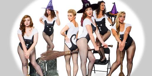 Halloween Boolesque