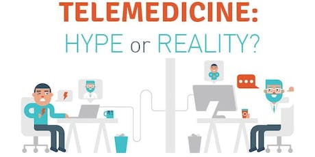 Digital Technologies for Healthcare and Society (TELE-MEDICINE & ITS POSSIBILITIES) tickets