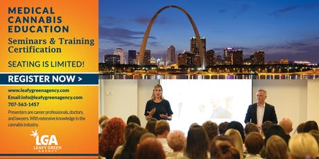 Missouri Medical Marijuana Dispensary Staff & Operations Training- St. Louis tickets