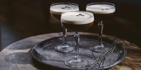 Cocktail Master Class - Espresso Martini Madness tickets