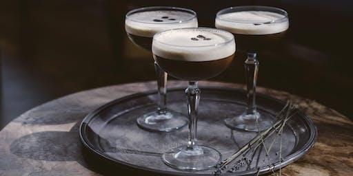 Cocktail Master Class - Espresso Martini Madness