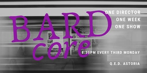 Match: Lit presents BARDcore Reading Series