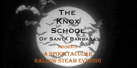 Spooktacular Hallow-STEAM Evening tickets