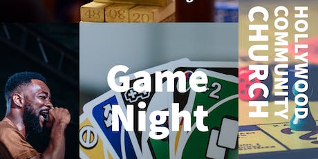 Game night/Open mic tickets